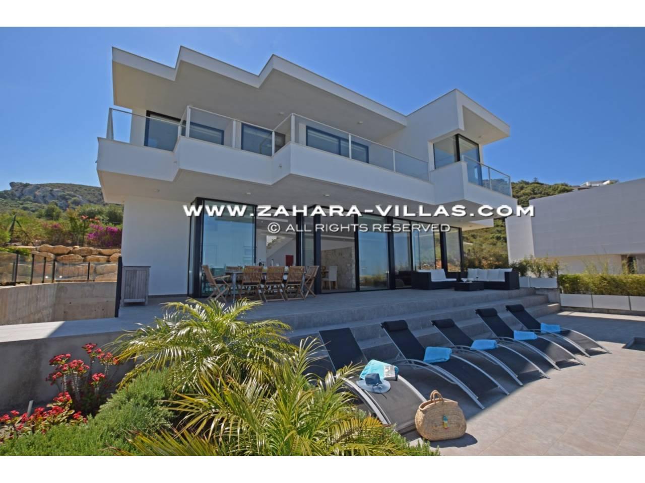 Imagen 35 de Newly built villa with panoramic views.