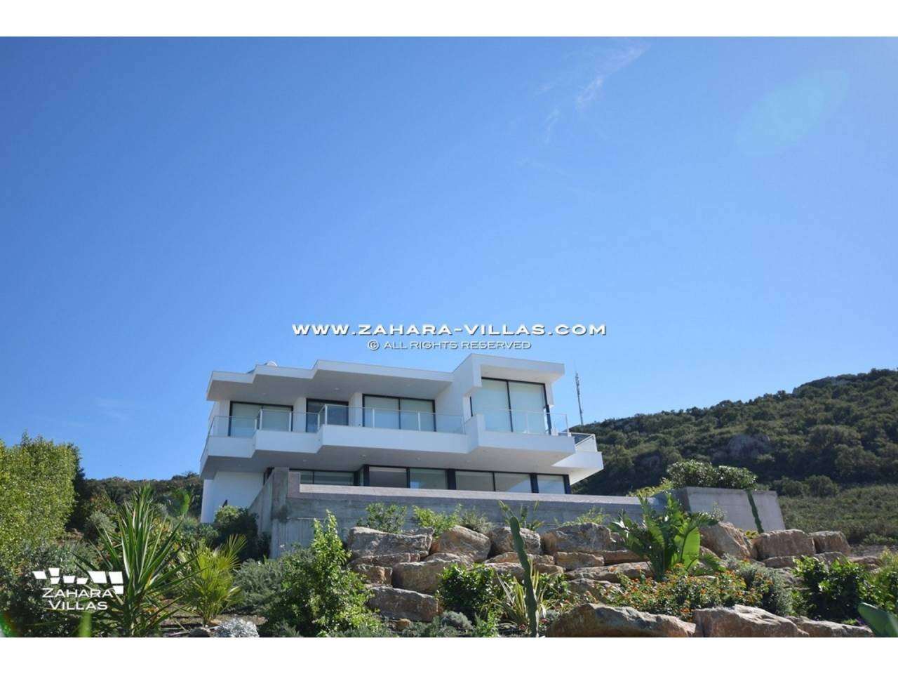 Imagen 10 de Newly built villa with panoramic views.