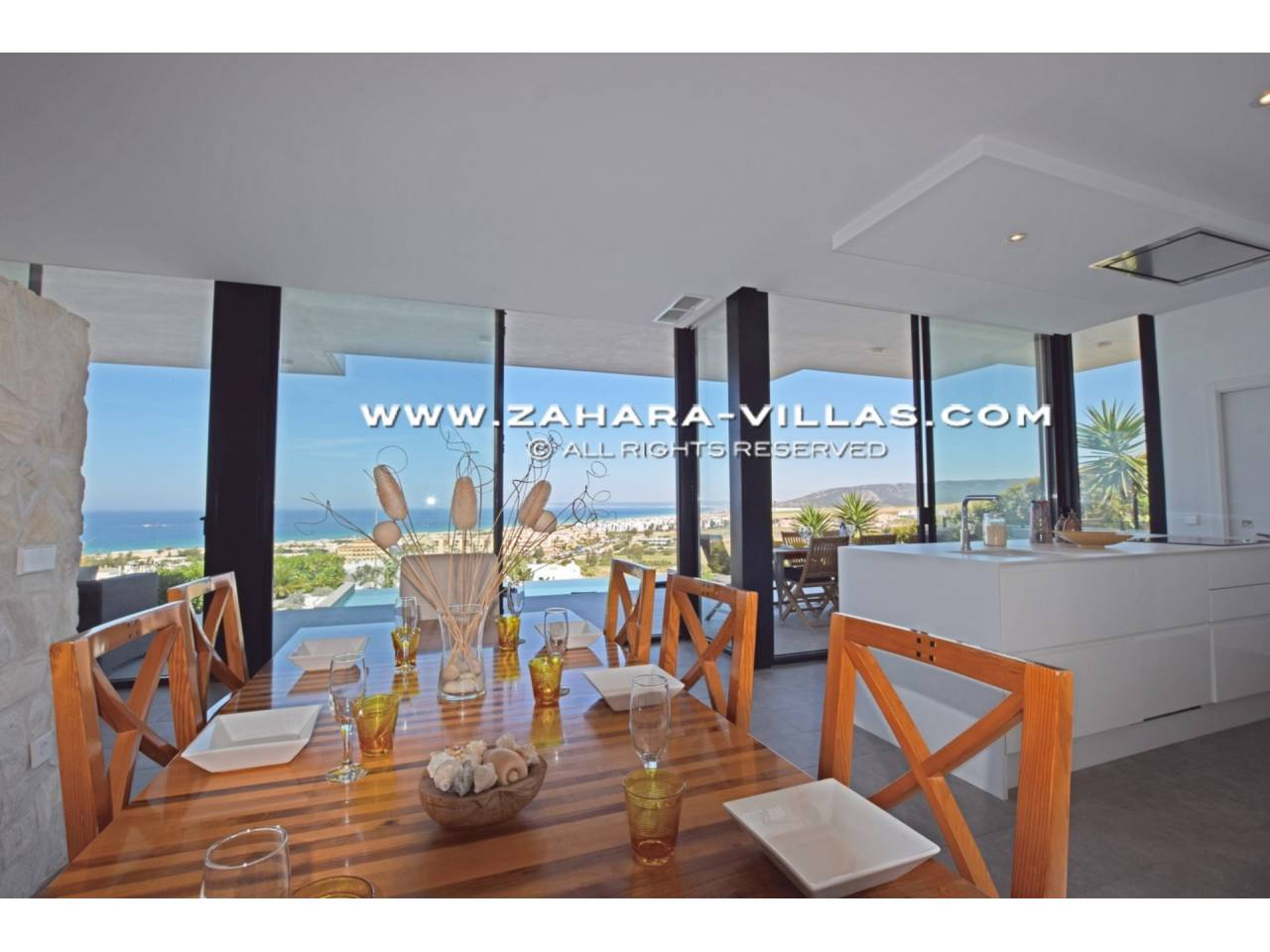 Imagen 5 de Newly built villa with panoramic views.