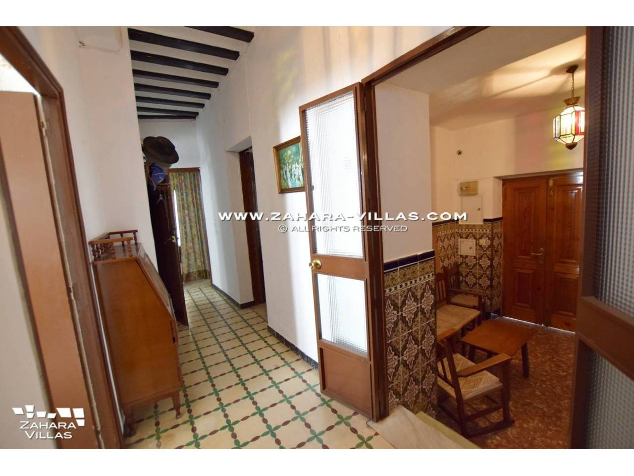 Imagen 12 de House for sale located in pedestrian street of Vejer de la Frontera