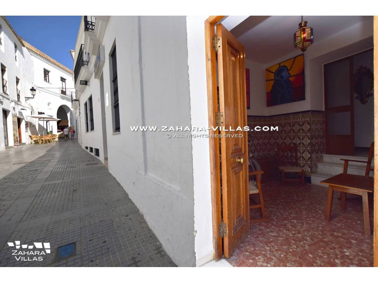 Imagen 13 de House for sale located in pedestrian street of Vejer de la Frontera