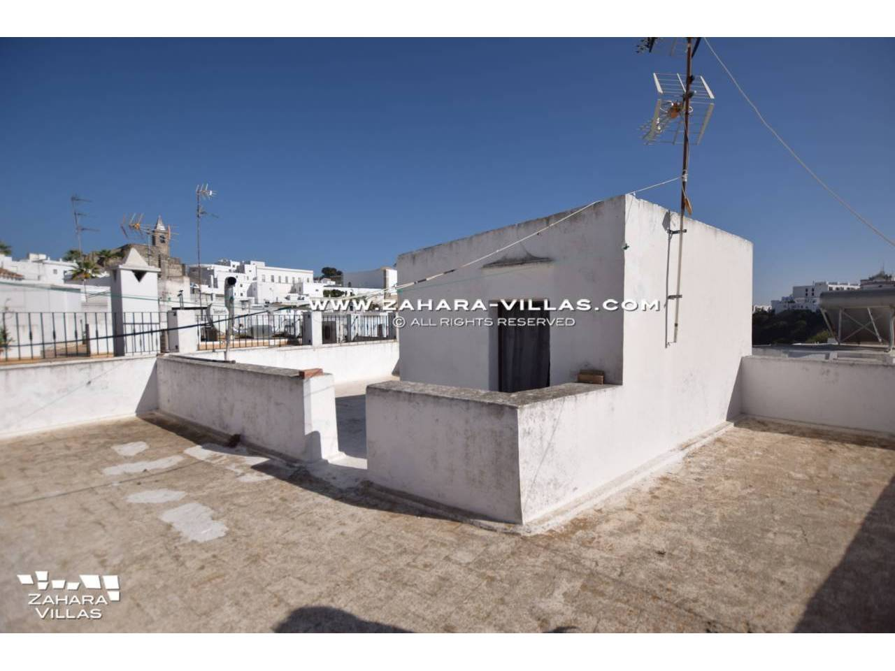 Imagen 14 de House for sale located in pedestrian street of Vejer de la Frontera