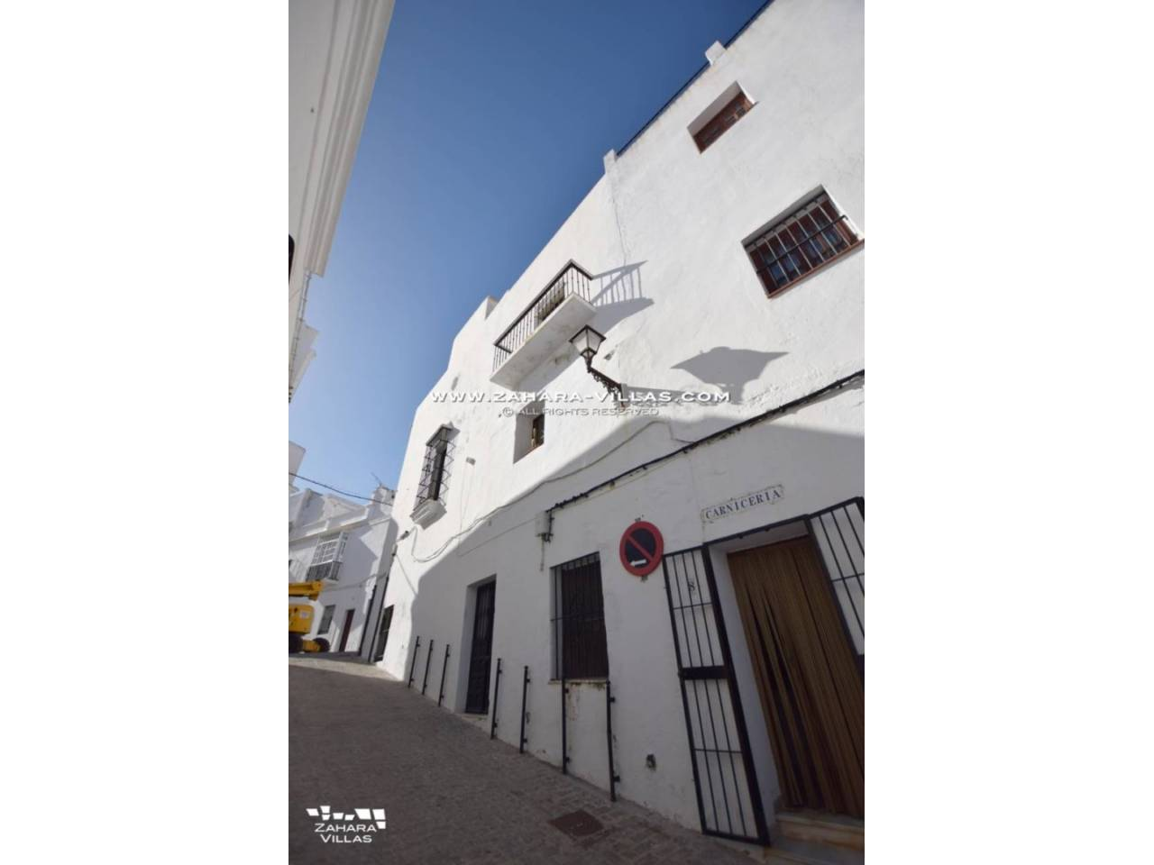 Imagen 18 de House for sale located in pedestrian street of Vejer de la Frontera