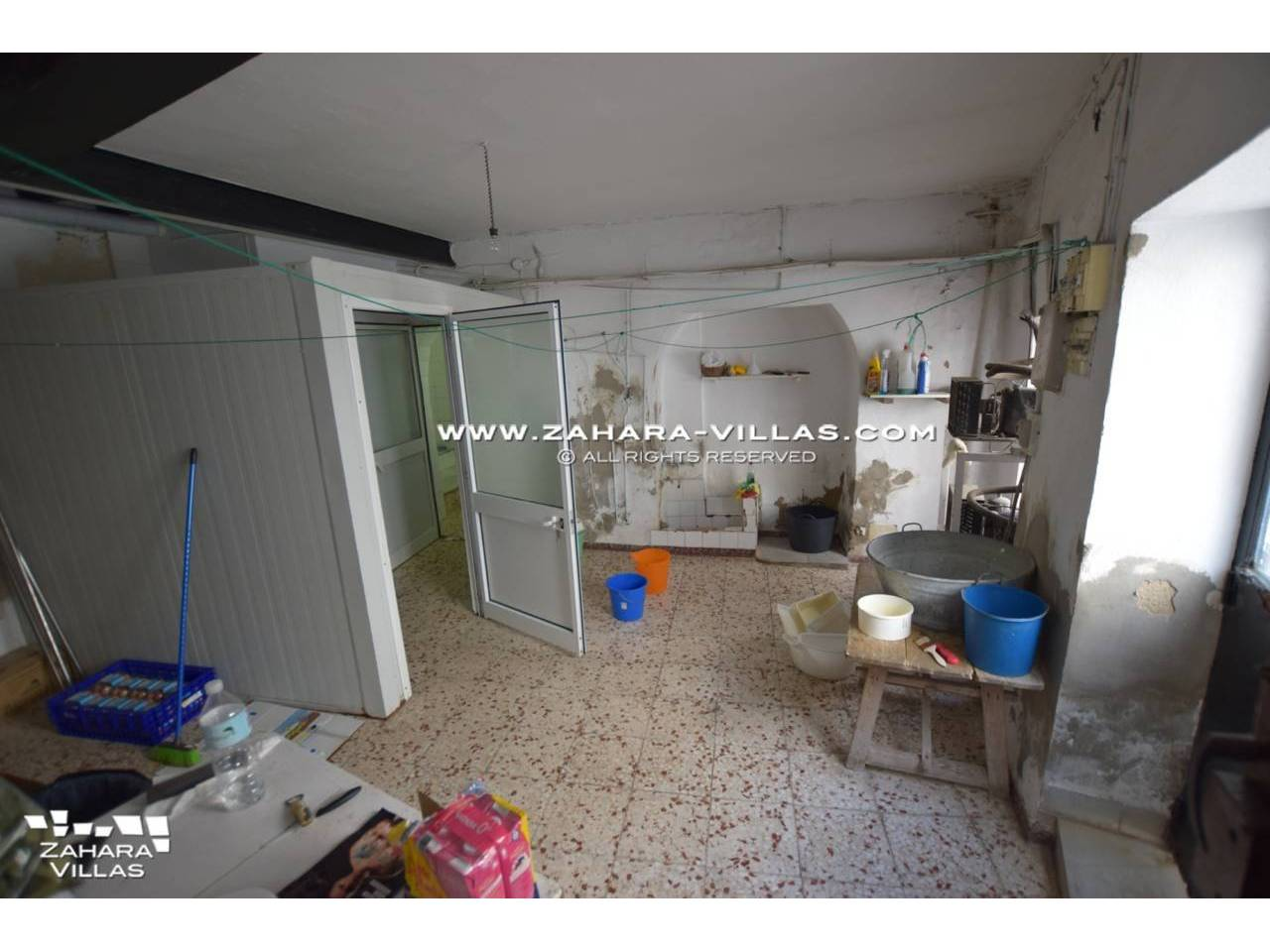 Imagen 19 de House for sale located in pedestrian street of Vejer de la Frontera