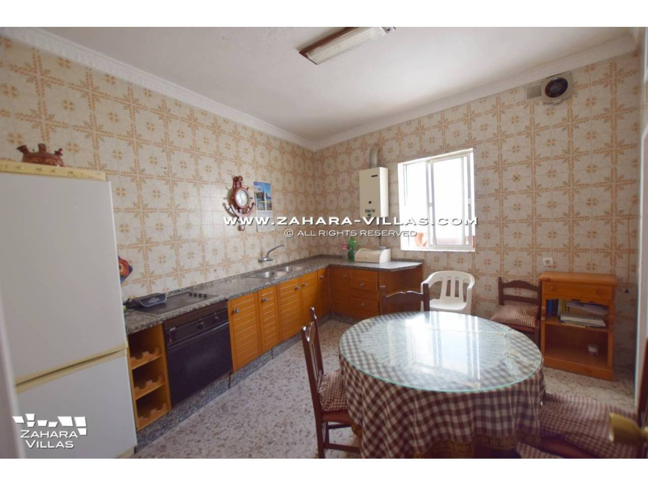 Imagen 3 de House for sale located in pedestrian street of Vejer de la Frontera