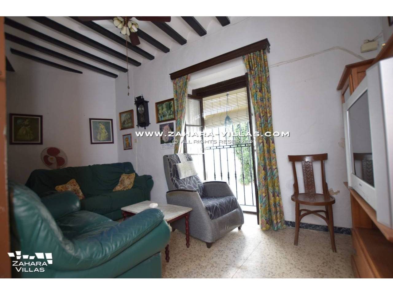 Imagen 4 de House for sale located in pedestrian street of Vejer de la Frontera