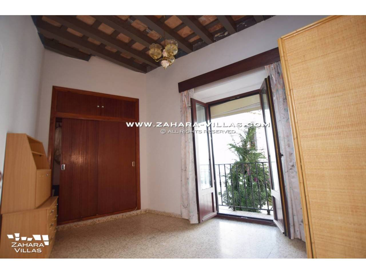 Imagen 9 de House for sale located in pedestrian street of Vejer de la Frontera
