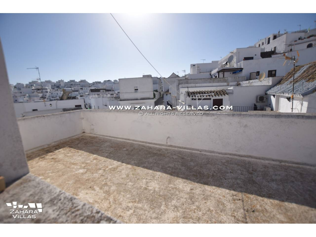 Imagen 2 de House for sale located in pedestrian street of Vejer de la Frontera