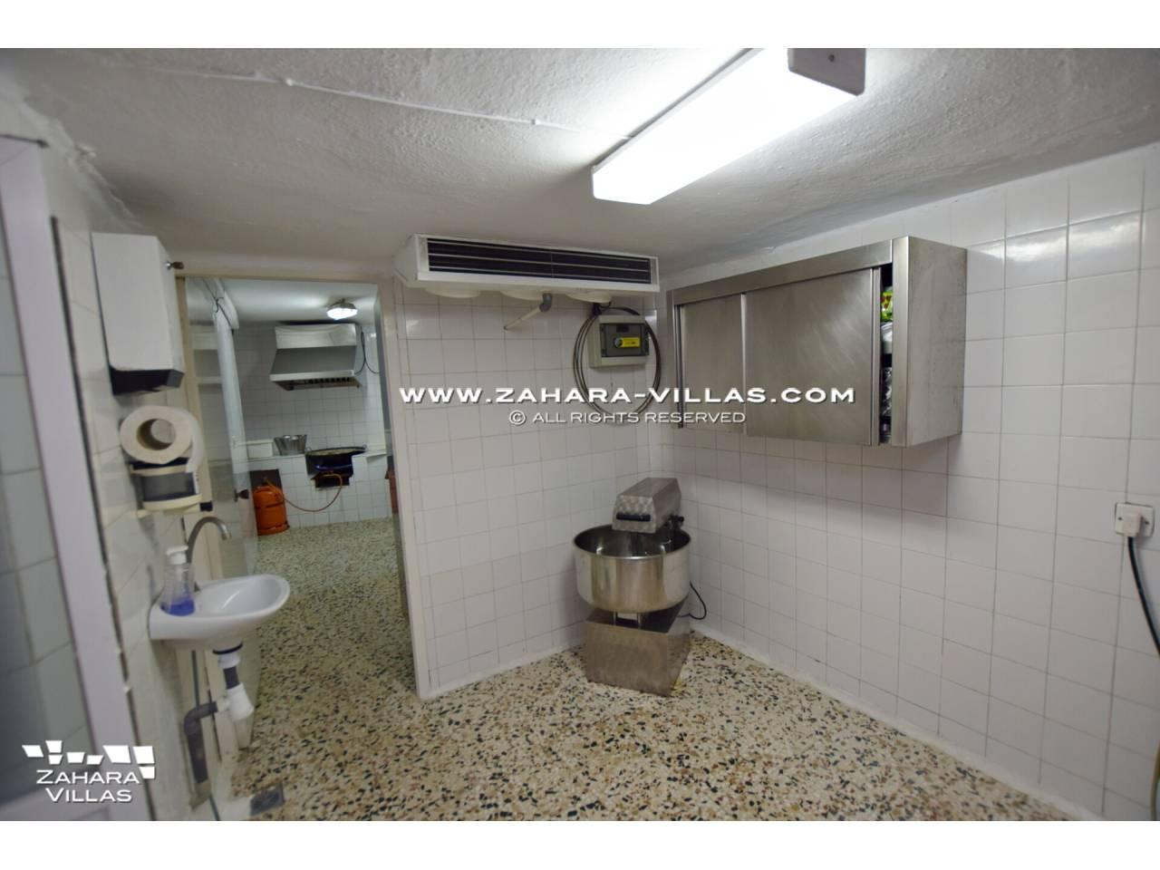 Imagen 20 de House for sale located in pedestrian street of Vejer de la Frontera