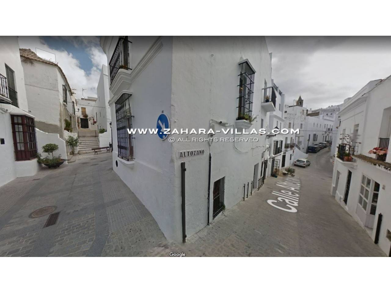 Imagen 23 de House for sale located in pedestrian street of Vejer de la Frontera
