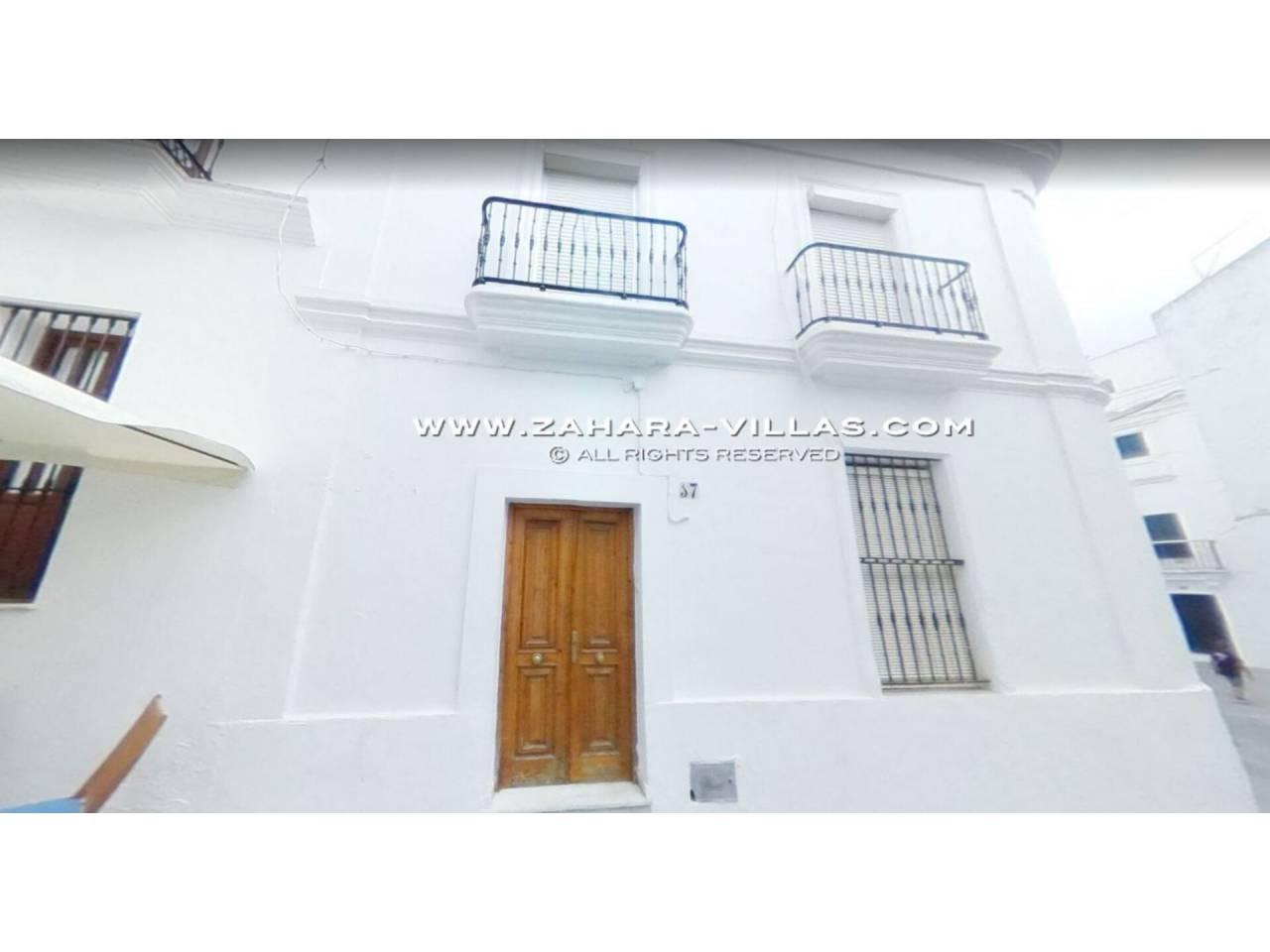 Imagen 22 de House for sale located in pedestrian street of Vejer de la Frontera