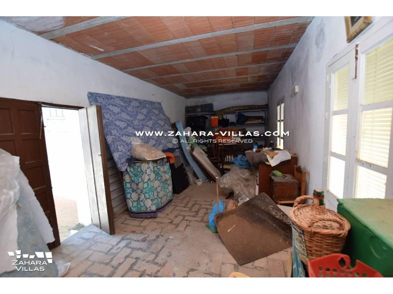 Imagen 19 de Haus zu reformieren in der Altstadt von Vejer de la Frontera