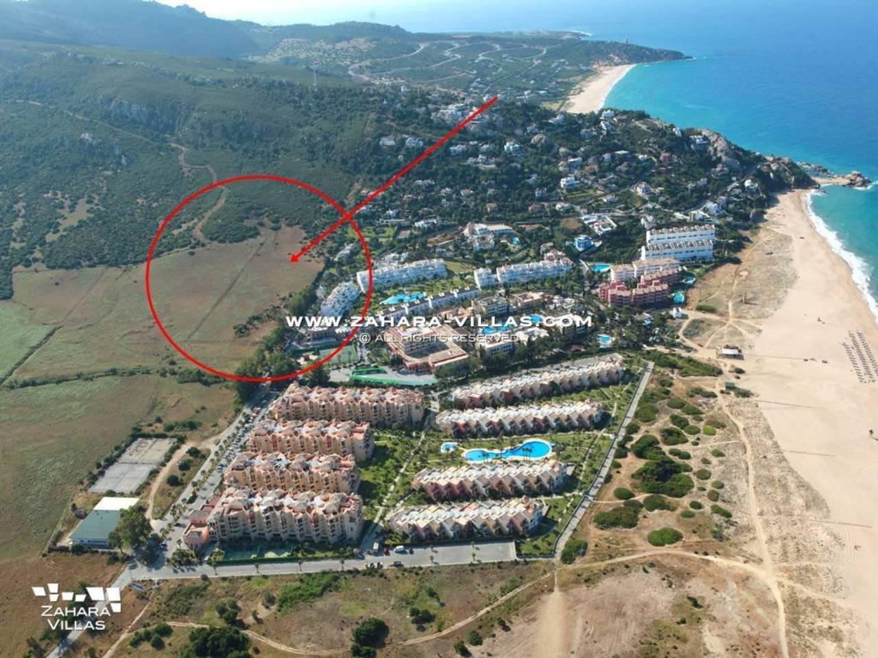 Imagen 3 de Parcela para la construccion vivienda Unifamiliar con vistas al mar