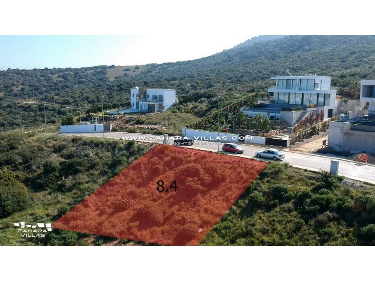 Imagen 1 de Baugrundstück für Einfamilienhäuser mit Meerblick