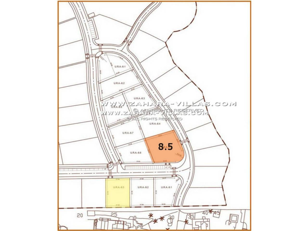 Imagen 3 de Plot new construction for sale