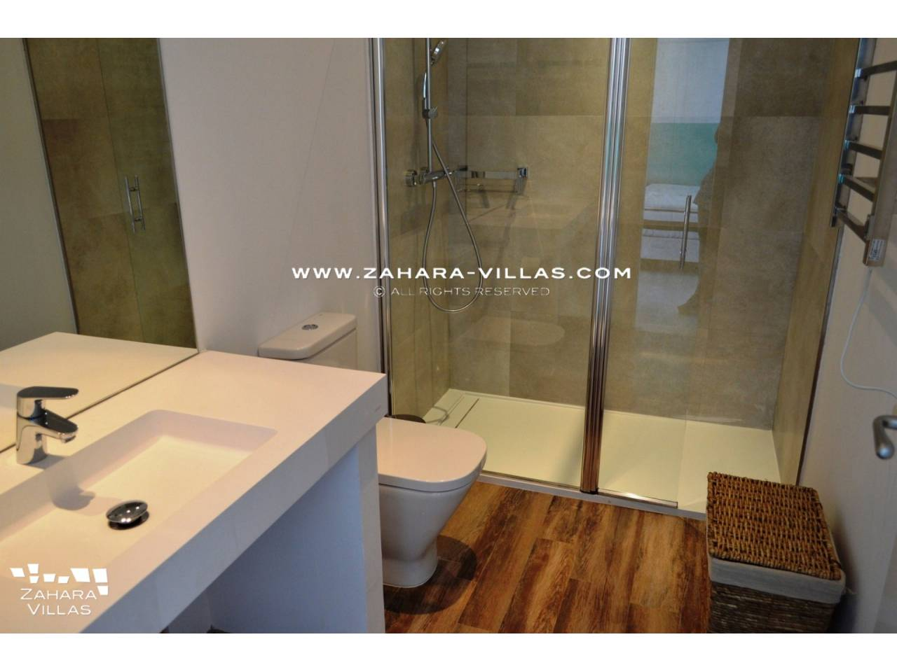 Imagen 12 de Beautiful Villa with sea views in Atlanterra