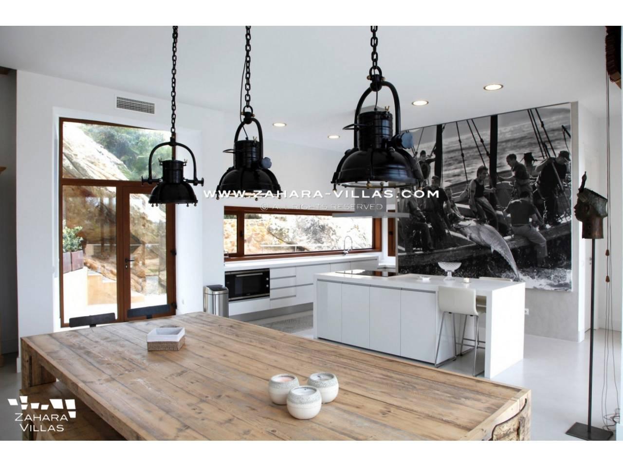 Imagen 16 de Schöne Villa mit Meerblick in Atlanterra