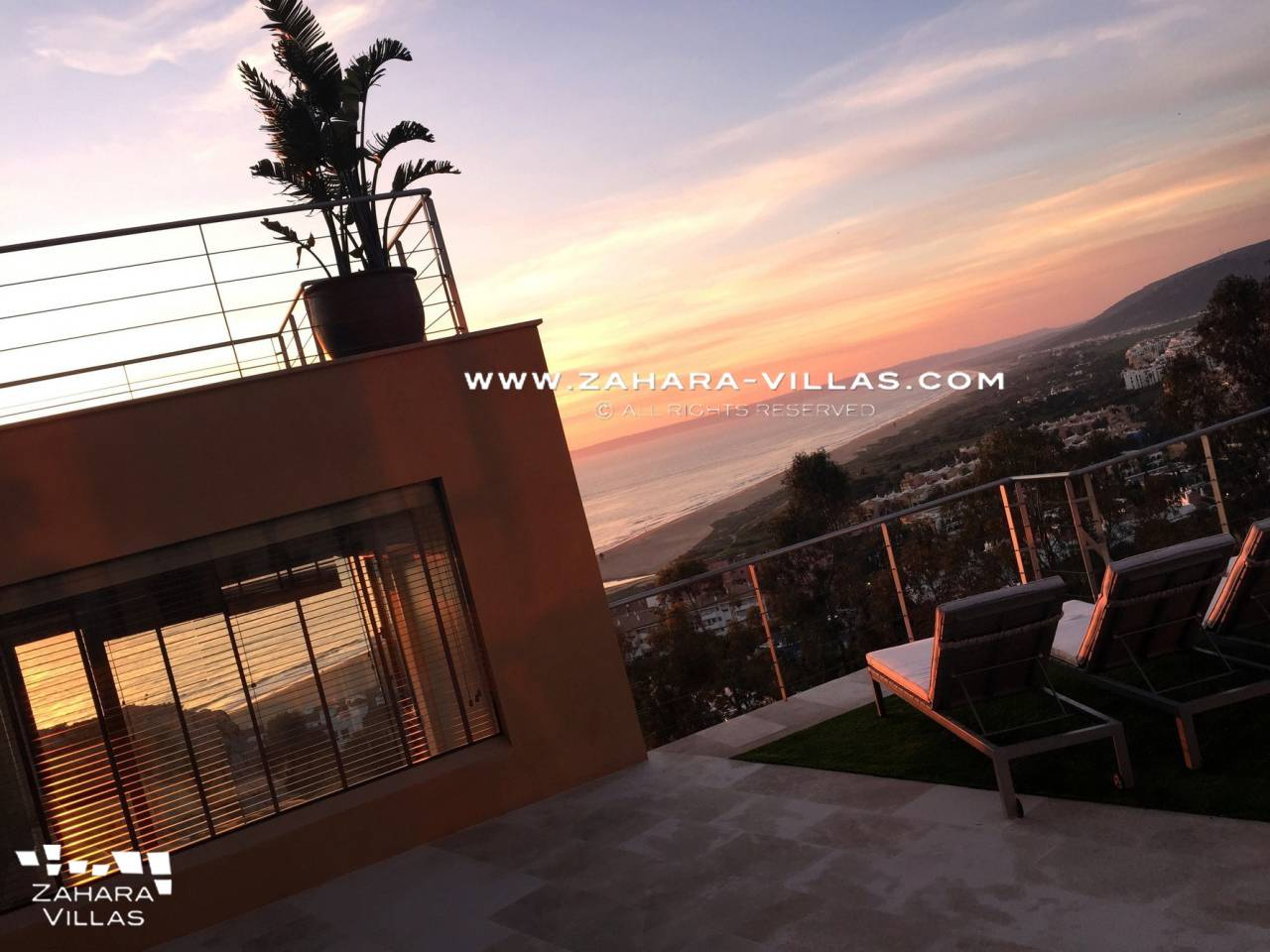 Imagen 25 de Beautiful Villa with sea views in Atlanterra