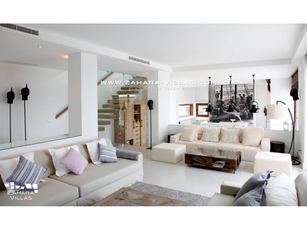 Imagen 5 de Schöne Villa mit Meerblick in Atlanterra