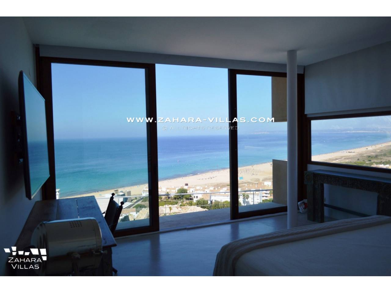 Imagen 6 de Beautiful Villa with sea views in Atlanterra