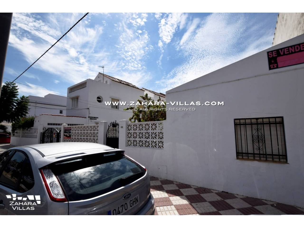 Imagen 18 de House in Avda. Del Pradillo for sale in the town of Zahara de los Atunes