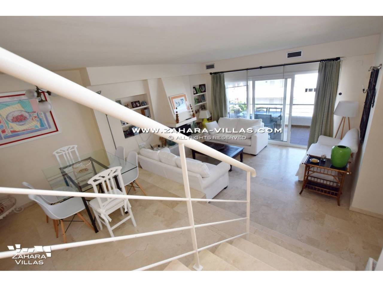 Imagen 8 de Duplex for sale in Urb. Costa Zahara