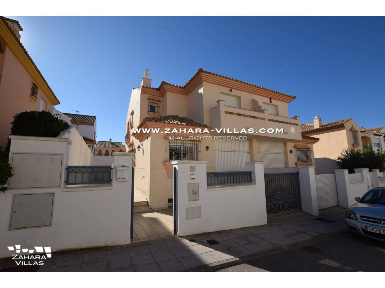 Imagen 1 de Semi-detached house for sale en Zahara de los Atunes