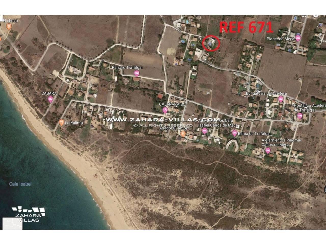Imagen 18 de House for sale en Los Caños de Meca