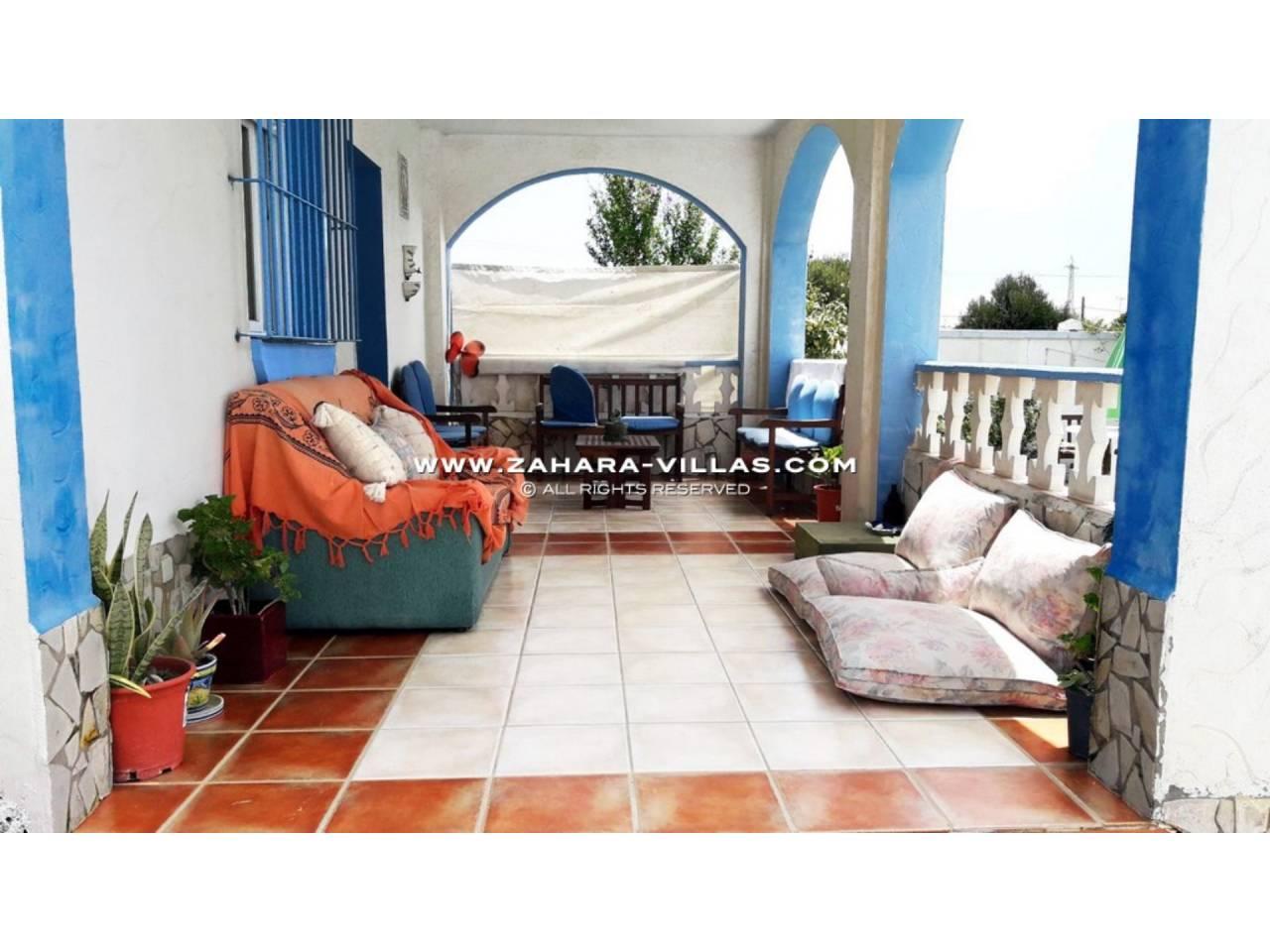 Imagen 2 de Estupendo chalet en venta en Zahora, Los Caños de Meca