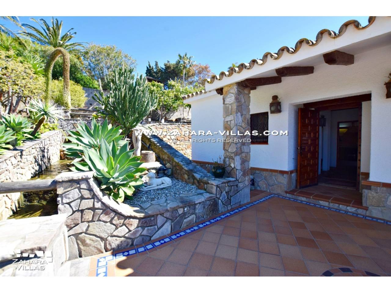 Imagen 19 de Wonderful villa for sale in the upper area of the Atlanterra mountain