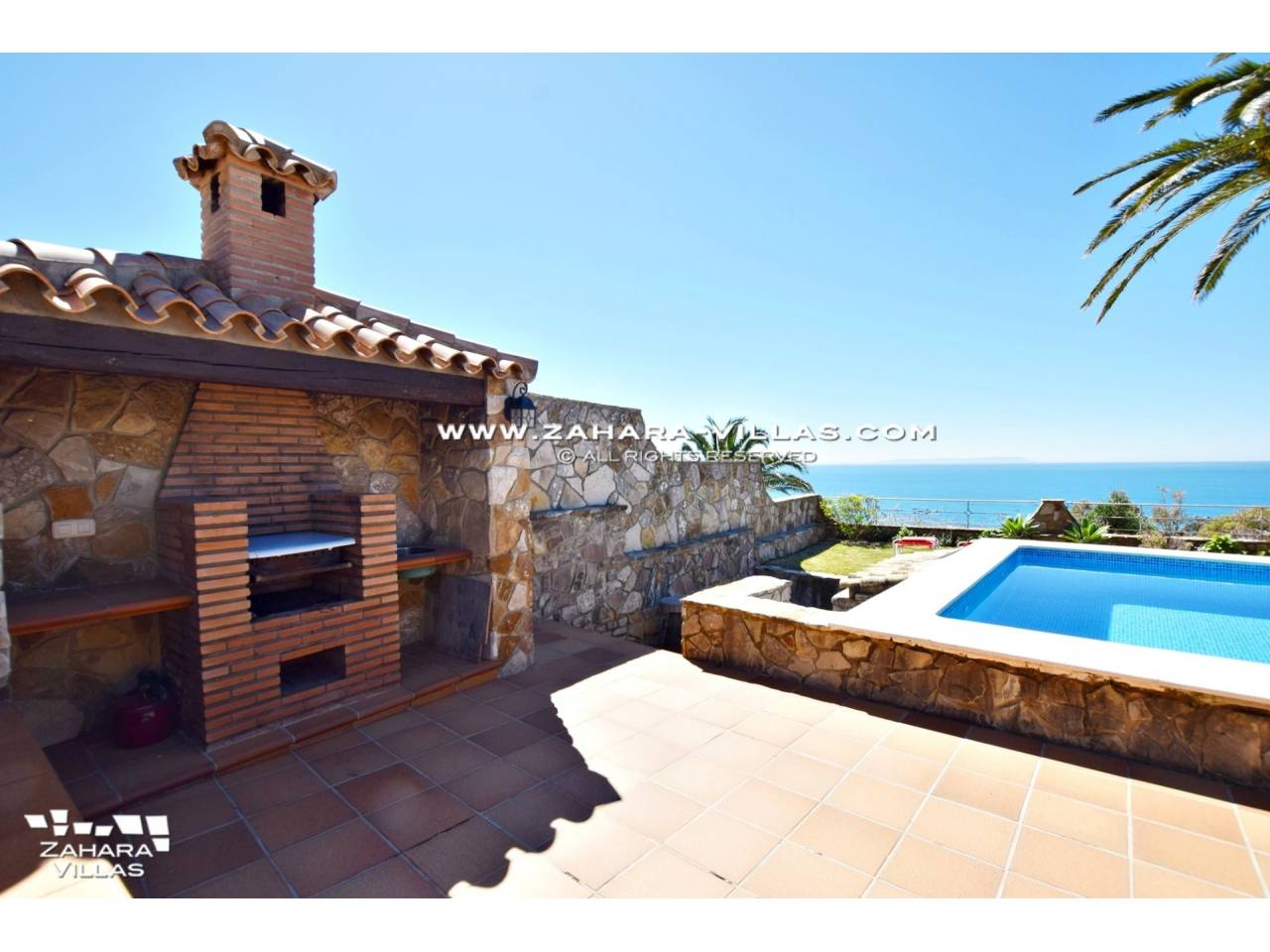 Imagen 26 de Wonderful villa for sale in the upper area of the Atlanterra mountain