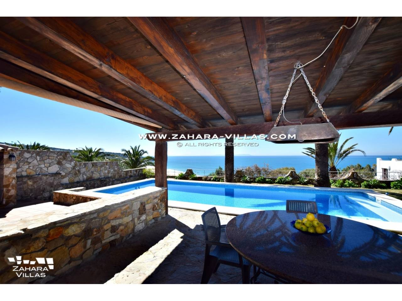 Imagen 6 de Wonderful villa for sale in the upper area of the Atlanterra mountain