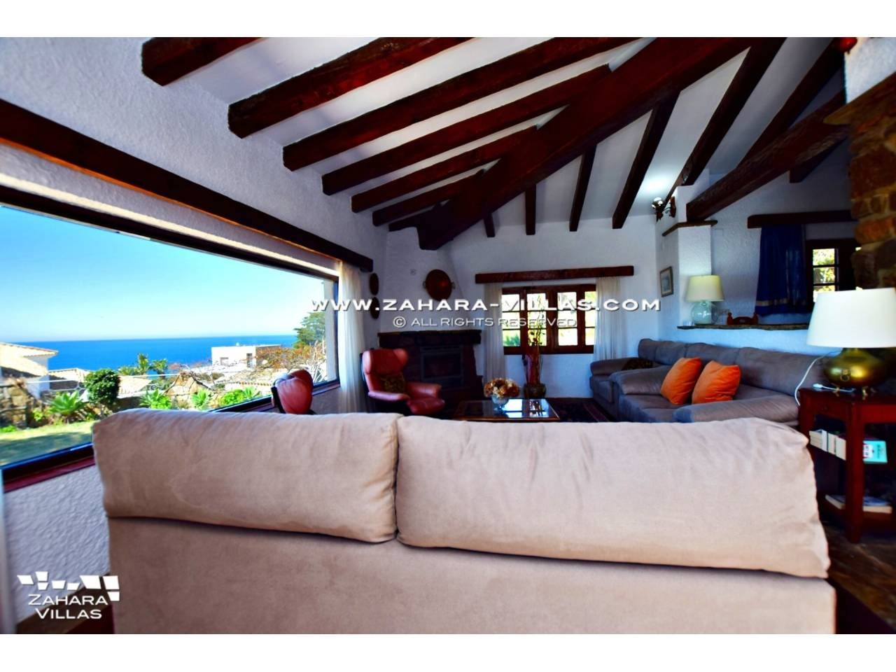 Imagen 9 de Wonderful villa for sale in the upper area of the Atlanterra mountain