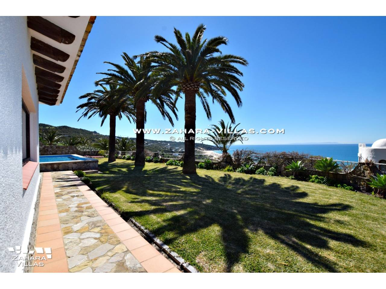 Imagen 31 de Wonderful villa for sale in the upper area of the Atlanterra mountain