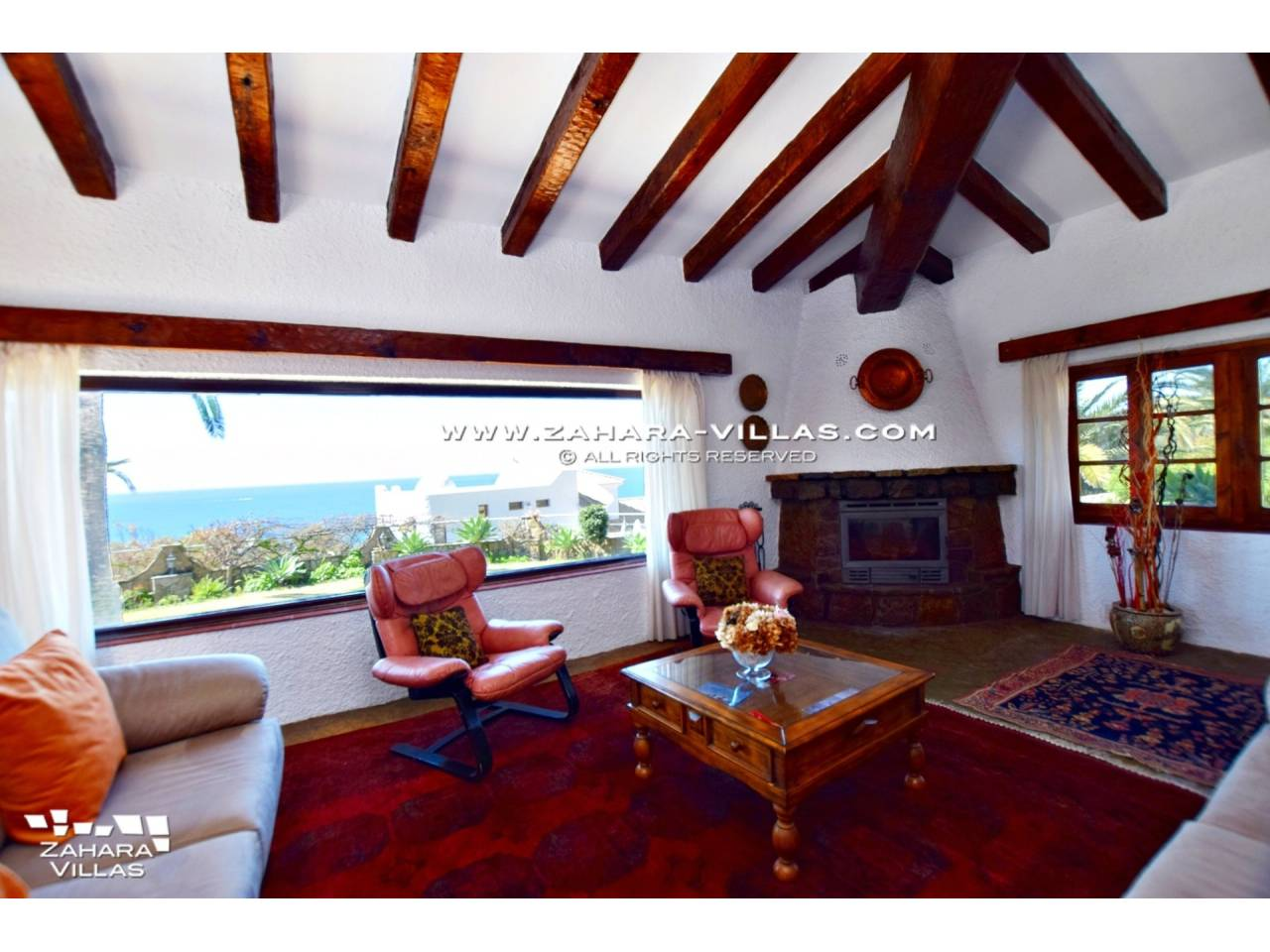 Imagen 10 de Wonderful villa for sale in the upper area of the Atlanterra mountain