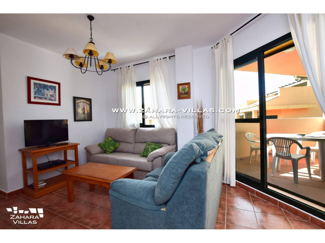 Imagen 2 de Duplex penthouse with fantastic sea views for sale in Urb. Mar de Plata