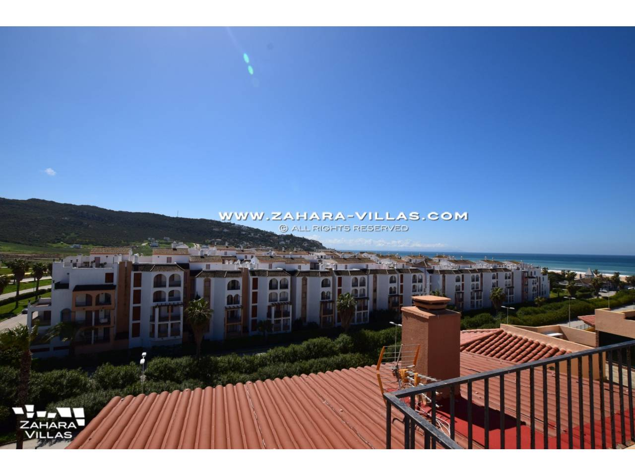 Imagen 23 de Duplex penthouse with fantastic sea views for sale in Urb. Mar de Plata