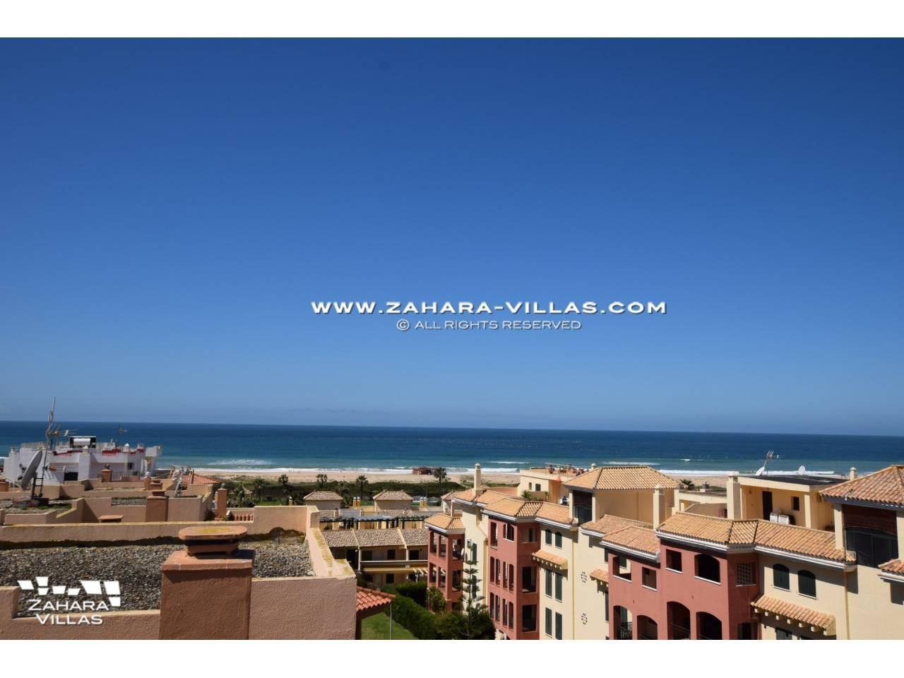 Imagen 1 de Duplex penthouse with fantastic sea views for sale in Urb. Mar de Plata