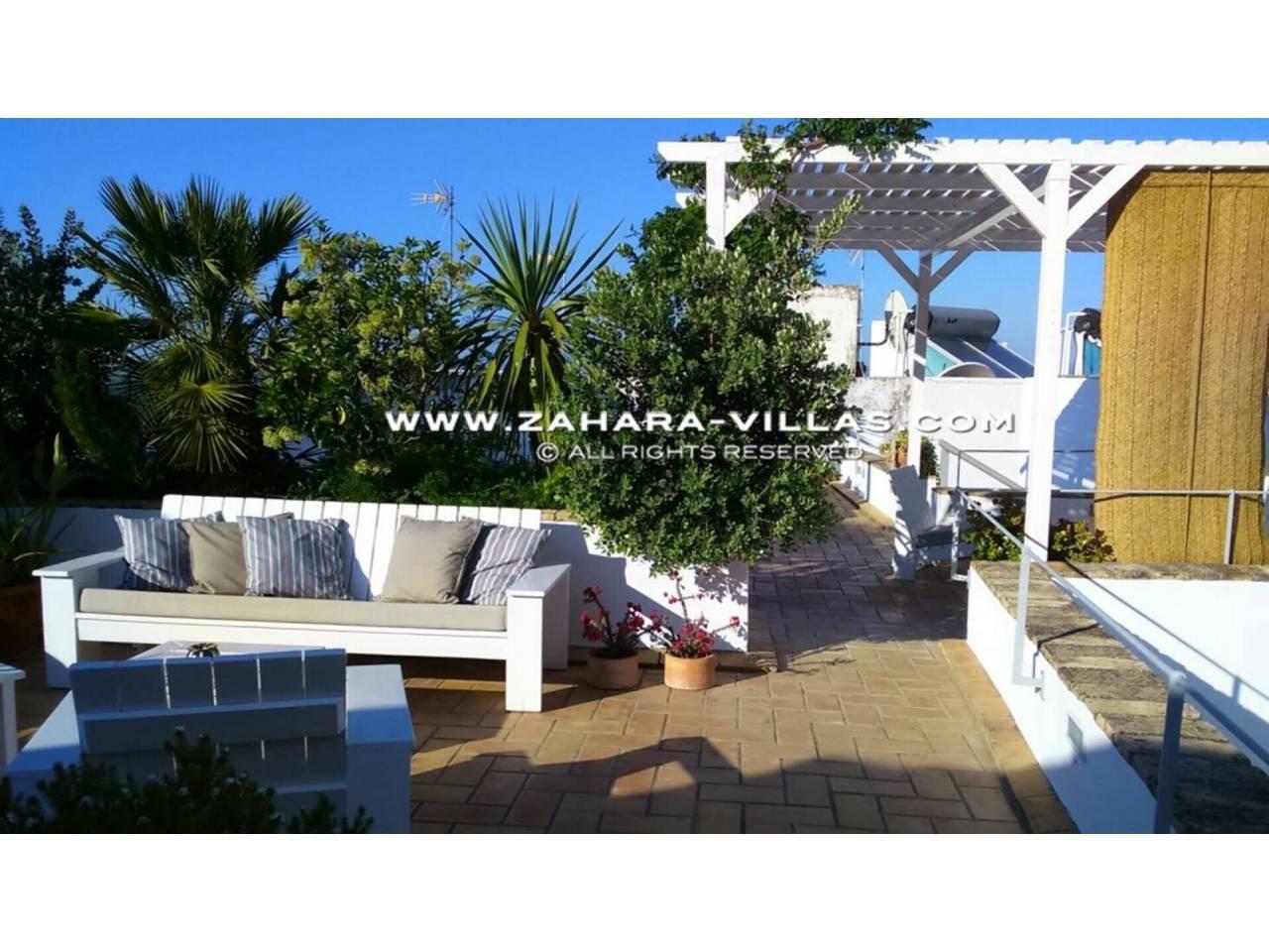 Imagen 3 de Casa-hotel en el centro del casco antiguo de Vejer de la Frontera a 12 minutos de la playa