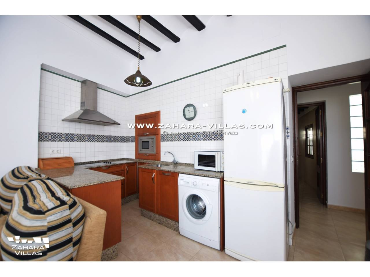 Imagen 12 de Apartment and studio in the center of Vejer