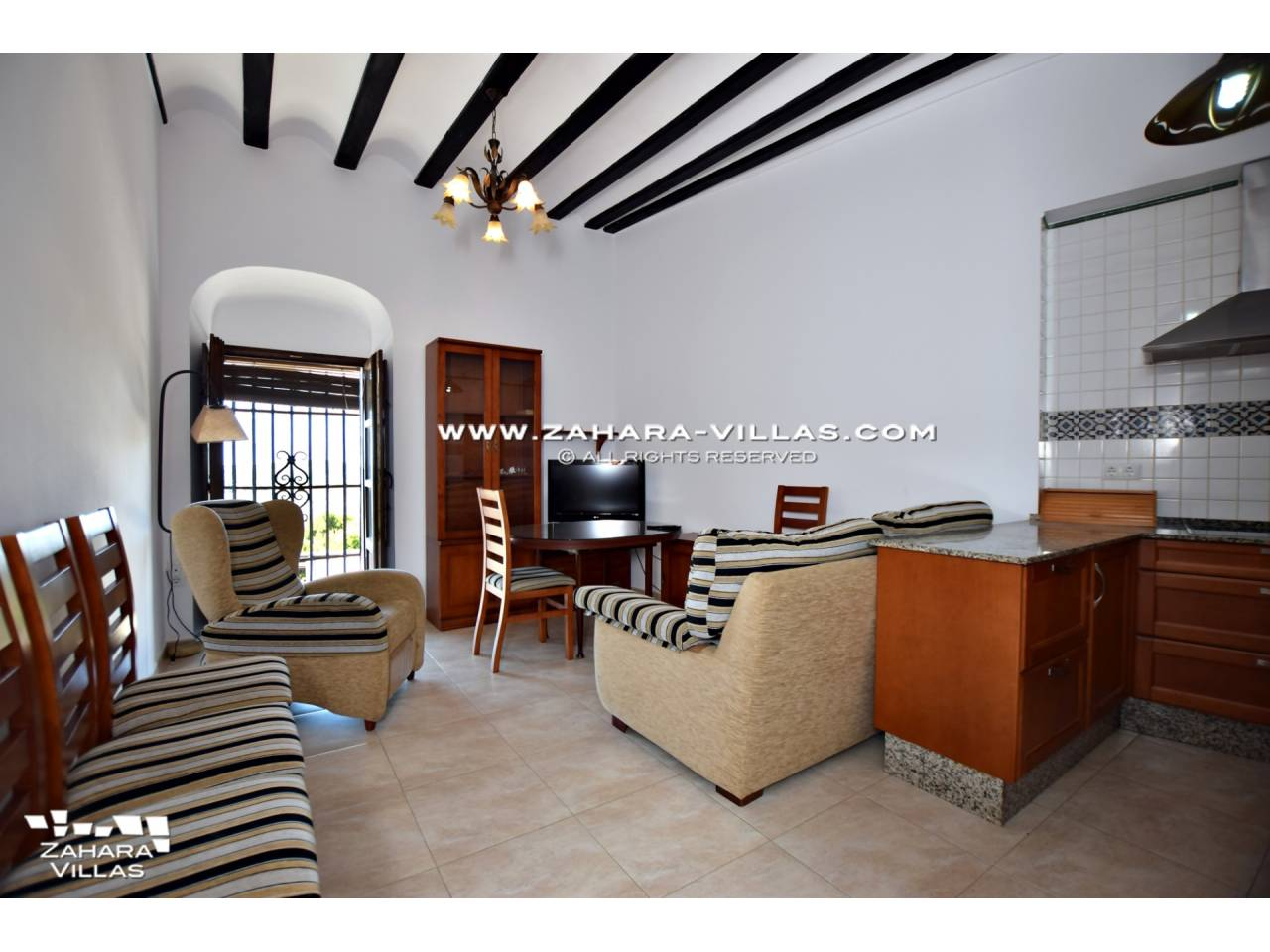 Imagen 8 de Apartment and studio in the center of Vejer