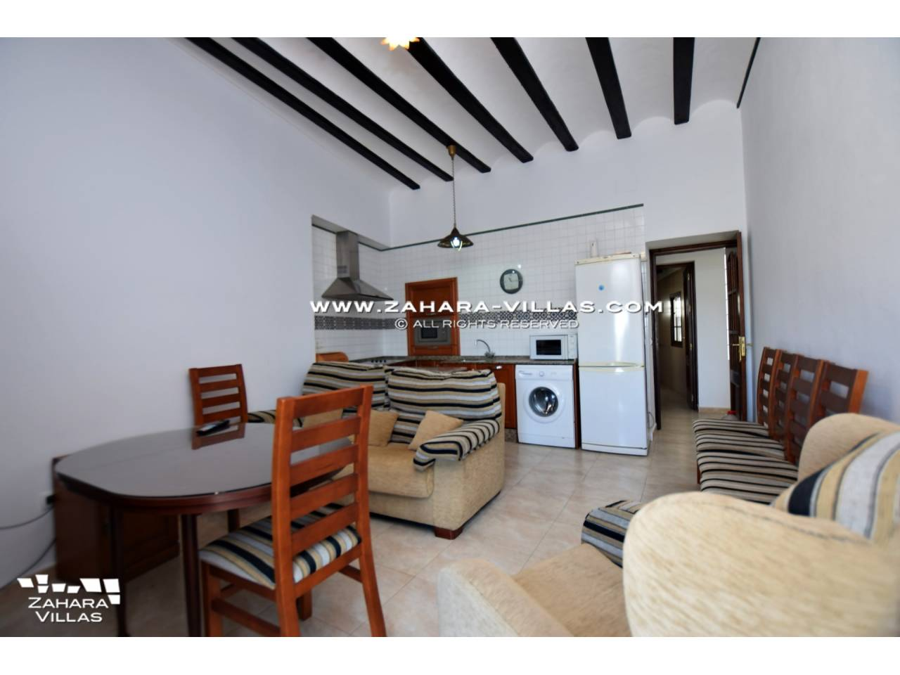 Imagen 9 de Apartment and studio in the center of Vejer