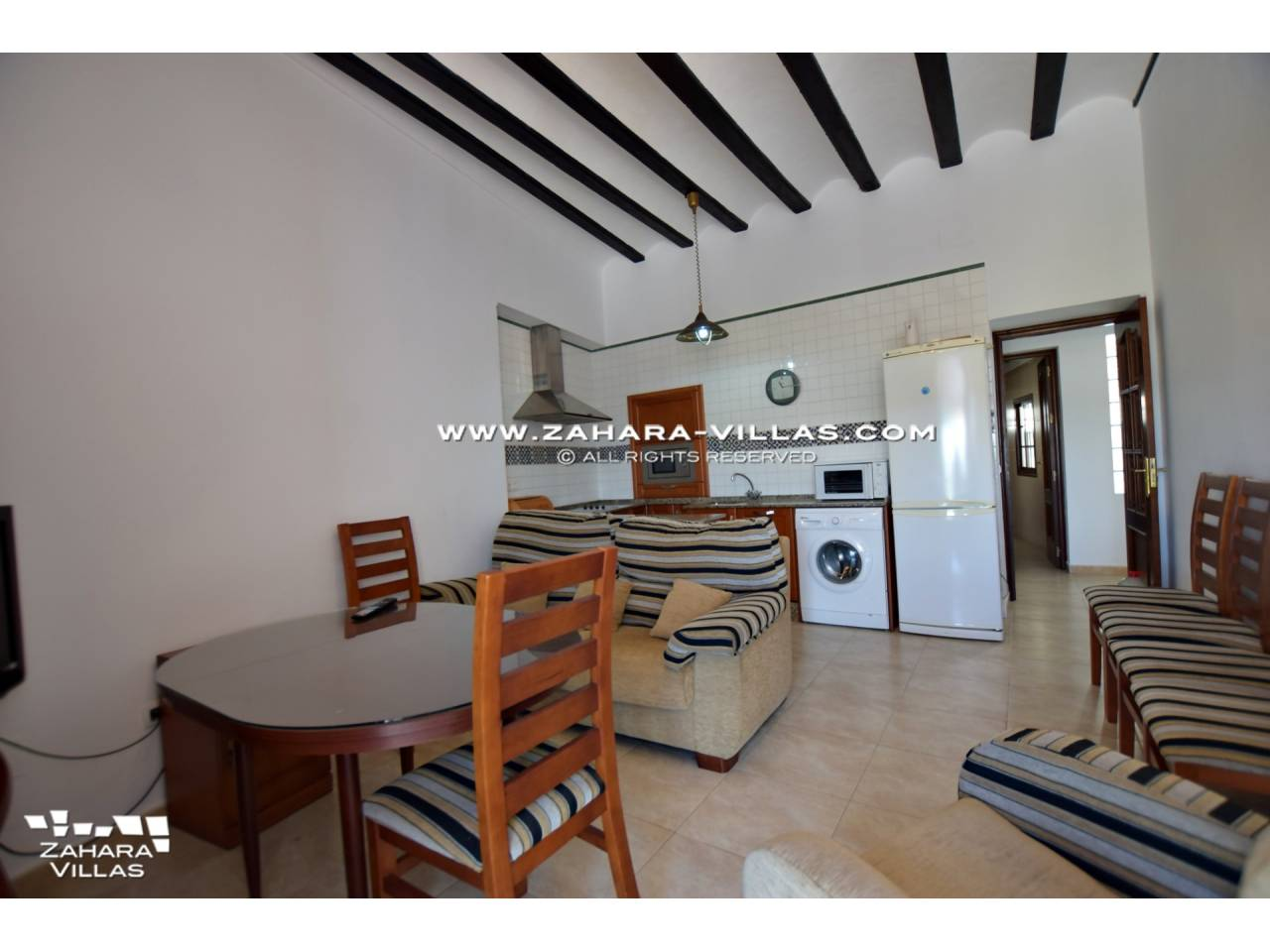Imagen 10 de Apartment and studio in the center of Vejer