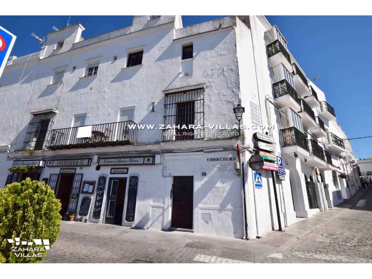 Imagen 1 de Apartment and studio in the center of Vejer
