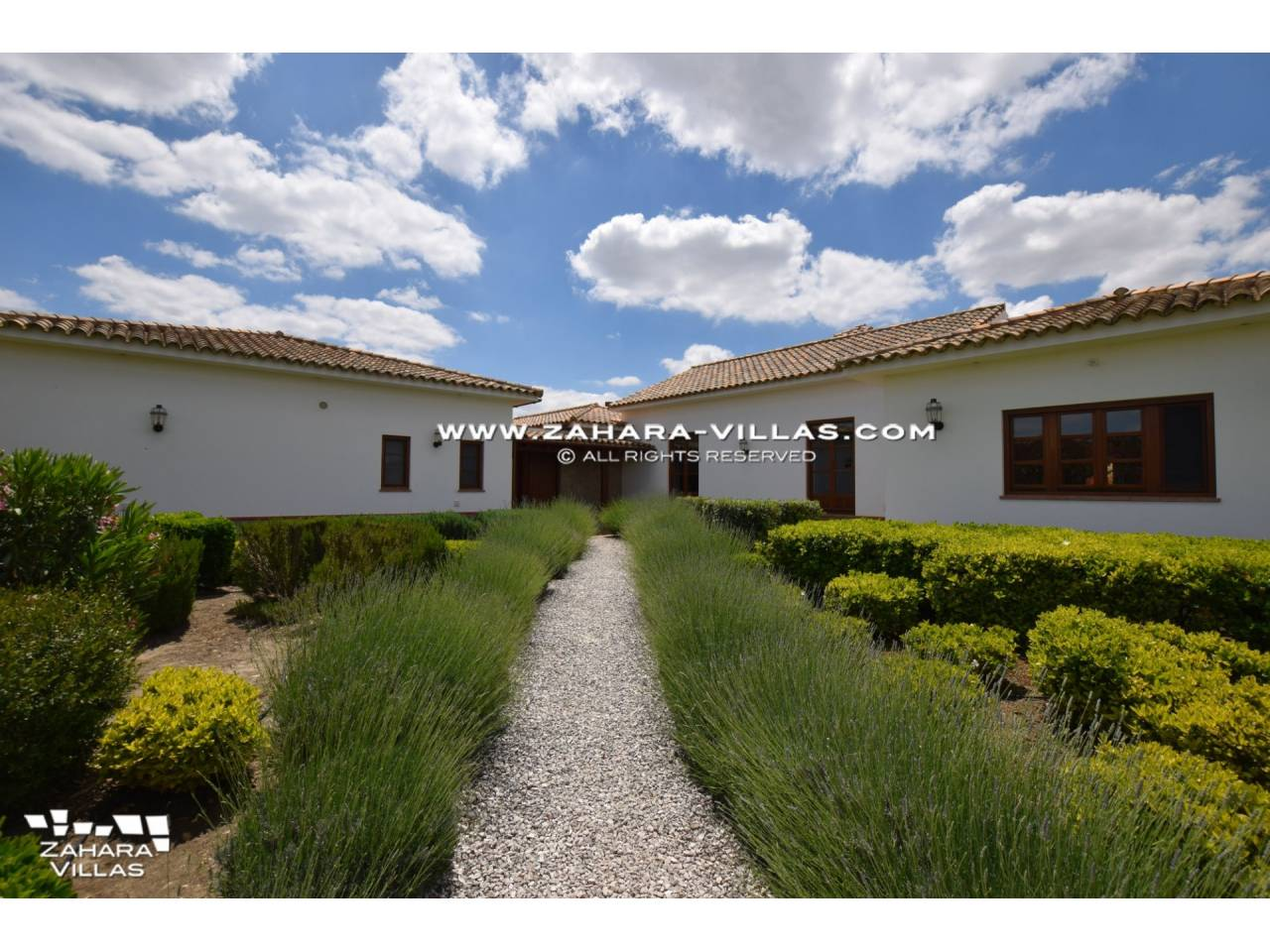 Imagen 24 de Magnificent Finca for horses in Los Parralejos - La Muela de Vejer