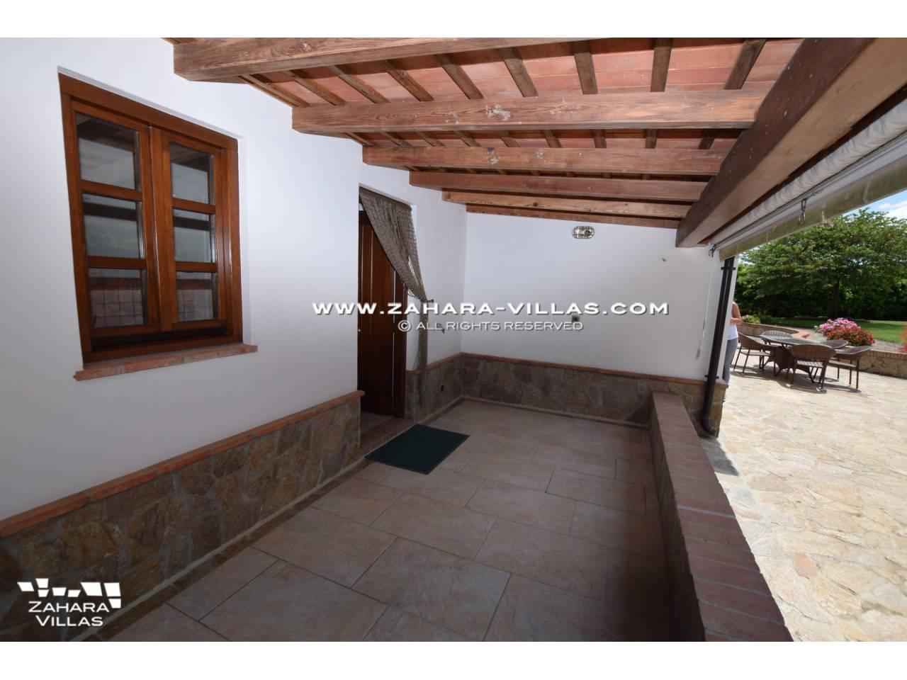 Imagen 25 de Magnificent Finca for horses in Los Parralejos - La Muela de Vejer