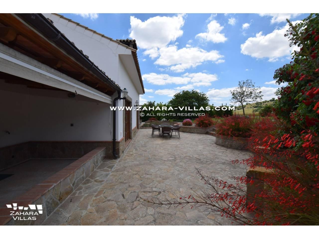 Imagen 26 de Magnificent Finca for horses in Los Parralejos - La Muela de Vejer