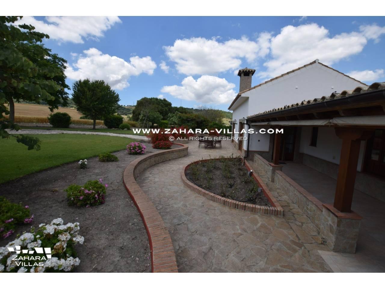 Imagen 2 de Magnificent Finca for horses in Los Parralejos - La Muela de Vejer
