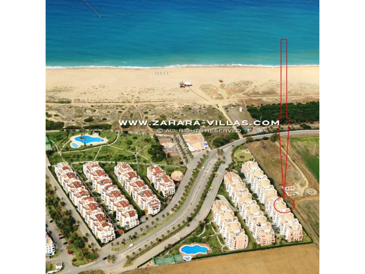 Imagen 2 de Penthouse for sale in Zahara de los Atunes