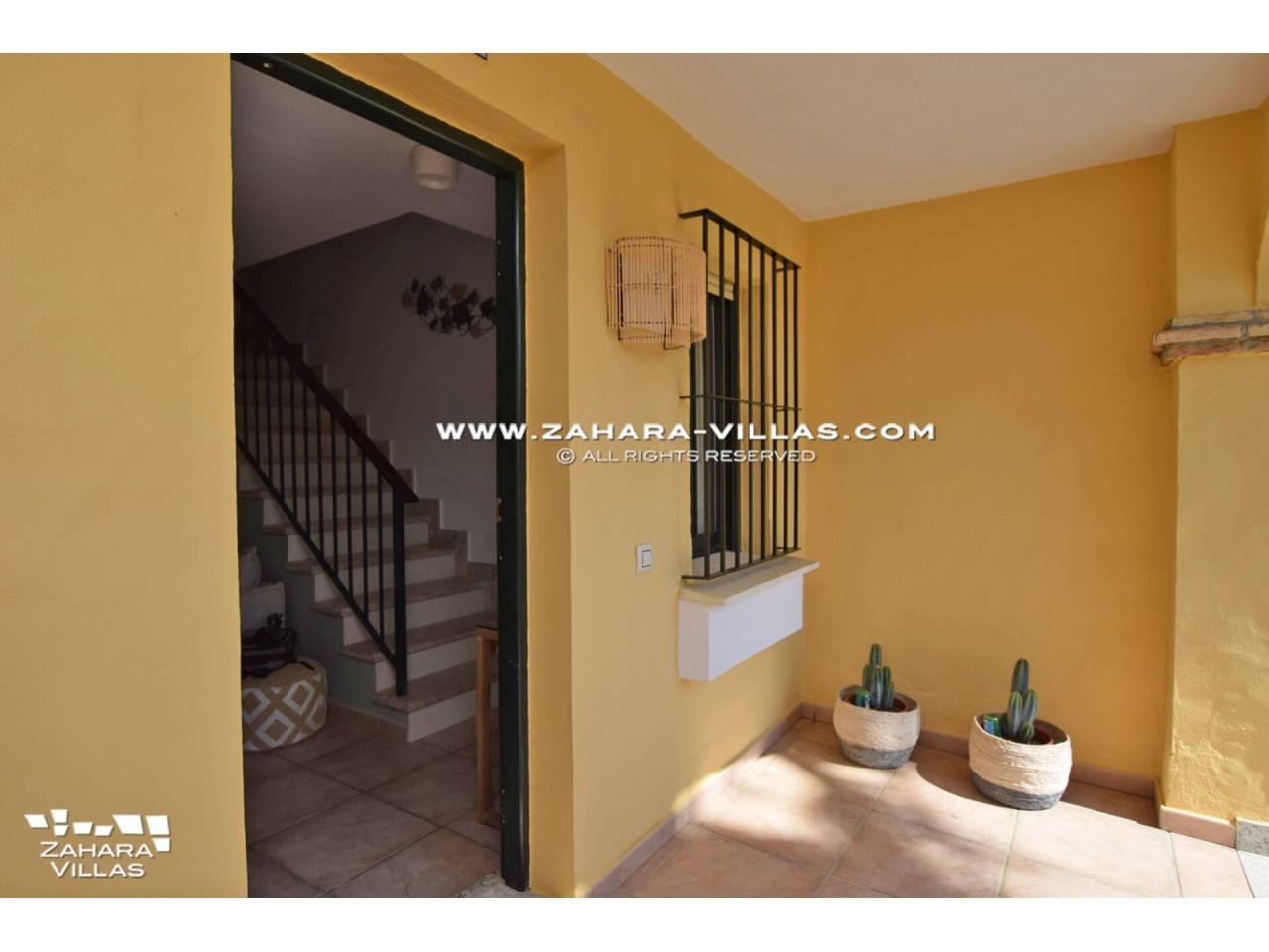 Imagen 44 de Casa Adosada con vistas al mar en venta en Urb. Jardines de Zahara